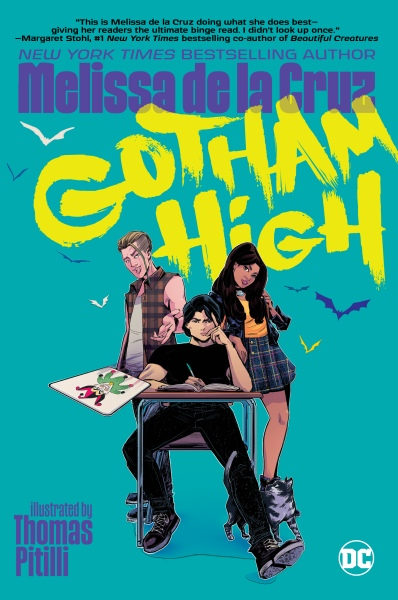 Gotham High Cover
